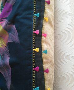 Crochet Motifs, Crochet Designs, Tassels, Fashion Outfits, Model, Handmade, Crafts, Style, Swag