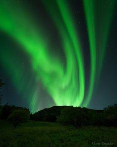 Aurora Borealis - Harstad, Troms, Norway