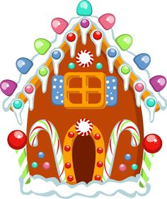 gingerbread house u2022 clip art gingerbread clipart pinterest rh pinterest com