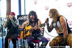 Review + Photos + Audio: Steel Panther Holds Press Conference & Plays Acoustic Set At Hustler Hollywood http://metalassault.com/gig_reviews/2014/04/04/steel-panther-holds-press-conference-plays-acoustic-set-at-hustler-hollywood/