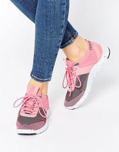 26ef219d7b7fd Изображение 1 из Розовые кроссовки Bronx Womens Boots On Sale