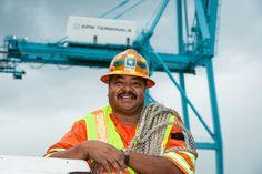 Jake Wyman : Client: Maersk/APM Terminals