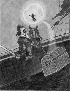 peter and the starcatcher book cover