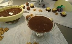 Strogonoff de Chocolate- vovó palmirinha