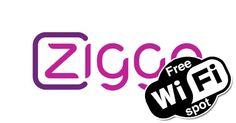 20 procent Ziggo-abonnees gebruikt wifispots actief