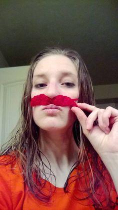 mustache by BadWolf314