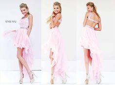 Hermosos vestidos para fiesta de graduación   Moda 2015