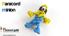 How to make a paracord minion.