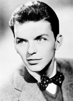 Frank Sinatra (1915 – 1998) | Starred in From Here to Eternity, The Man with the Golden Arm, The Manchurian Candidate, High Society, & On the Town