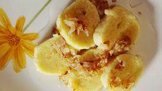 Rychlé a výtečné baramborové knedlíky. Pancakes, Breakfast, Food, Morning Coffee, Essen, Pancake, Meals, Yemek, Eten