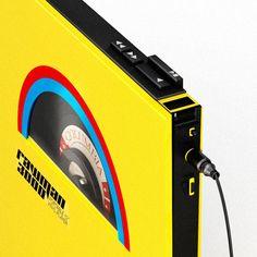 Portable Vinyl Players – Fubiz Media