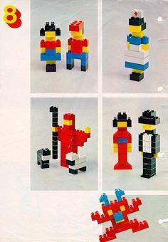 lego van manual book 2