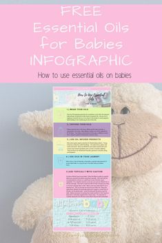 Are essential oils safe for babies? How to use essential oils for babies? Free Essential oils for babies infographic. Learn about essential oils for babies Essential Oils For Depression, Essential Oils For Pregnancy, Essential Oil Carrier Oils, Essential Oils For Babies, Therapeutic Essential Oils, Essential Oil Storage, Young Living Essential Oils, Baby Infographic, Young Living Oils