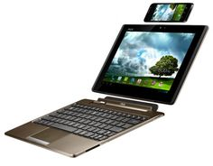 The PadFone - Not just a tablet. Not just a phone!