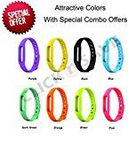 Safeseed Replacement Strap for Xiaomi Mi Band Bracelet Silicone Wristband Cover caseSAFESEED408% Sales Rank in Sports Fitness & Outdoors: 214 (was 1089 yesterday)(4)Buy: Rs. 179.00 - Rs. 699.00 (Visit the Movers & Shakers in Sports Fitness & Outdoors list for authoritative information on this product's current rank.)