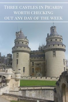 One of my favourite things to do on road trips or any other type of trip when traveling around Europe is to check out the castles but in France, some of the castles are magical. I am not talking about that fancy one in EuroDisney on the outskirts of Paris, that is just fake. However some of my favourite castles I have come across lies in the region of Picardy just north of the French Capital and can be done as day trips by car or train.