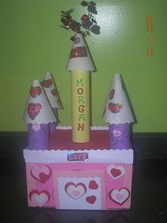 Valentine's Box for School | Valentines box | Flickr - Photo Sharing!