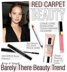 """""""Barely There Beauty"""" by cutandpaste ❤ liked on Polyvore"""