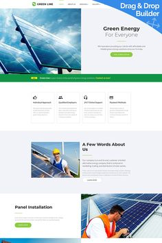 Green Line – Solar Energy Company Moto CMS 3 Template – solorenergy Uses Of Solar Energy, Solar Energy Projects, Solar Energy Companies, Renewable Sources Of Energy, Web Design, Solar Energy Panels, Solar Panels, Solar Panel Installation, Solar Energy System