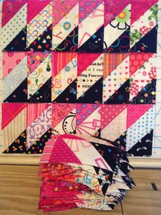 Susan's Quilt Creations: Grand Illusion Mystery Quilt