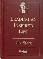 Leading an inspired Life.  My FAVORITE book in the world!