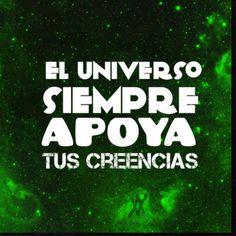 """""""Lo que crees creas! #LeyDelMentalismo #ConcienciaPlena"""""""