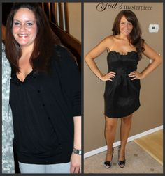 One of my dearest friends is one of my greatest motivators, she did this using weight watchers and exercise!