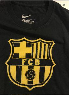 826090683c1 NIKE FC BARCELONA T SHIRT Spain Soccer