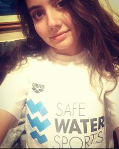 Στεφανή Χαραλάμπους Water Sports, T Shirts For Women