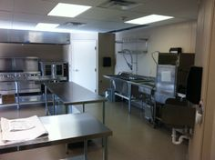 industrial church kitchens | Commercial | GJW Builder, Inc. – Residential & Commercial Contractor ...