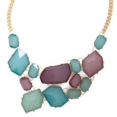 Treasured Guest Necklace $29.99. Via Diamonds in the Library.