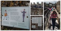 Atop Blarney Castle. Ireland travel tips | Ireland vacation |IrelandFamilyVacations.com