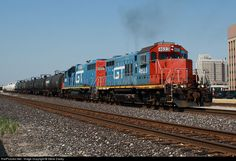RailPictures.Net Photo: GTW 4623 Grand Trunk Western EMD GP9R at Pontiac , Michigan by Steve Davey