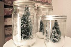http://mattandaubreylaidlaw.blogspot.be/2011/12/diy-christmas-vintage-christmas-jars.html  #DIY #diy #crafting #christmas #cute