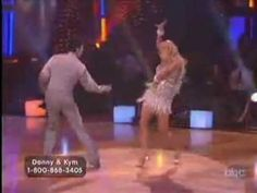 Dancing With The Stars 2009 Winner Donny Osmond - 1st Dance.Donny was my first ever crush big time.Please check out my website thanks. www.photopix.co.nz