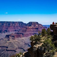 @natgeotravel and @gorving I snagged this shot at Grand Canyon National Park as I scrambled up an outcropping of rock overlooking the canyon near Yaki Point. #myawaycontest
