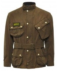 Shop an extensive range of men's designer jackets and coats from premium brands including Barbour & Canada Goose with Free Delivery* at Country Attire. Barbour Motorcycle Jacket, Barbour Mens, Barbour Jacket, Military Jacket, Motorcycle Jackets, Motorcycle Gear, Barbour Steve Mcqueen, Designer Jackets For Men, Belstaff Jackets