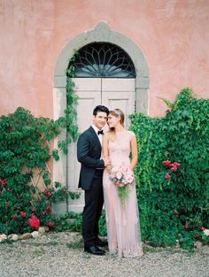 Wedding Dress: Anna Kubanova - www.instagram.com/anna_kubanova/ Photography: Julia Kaptelova - juliakaptelova.com   Read More on SMP: http://www.stylemepretty.com/2016/03/17/forget-the-day-after-these-photos-are-proof-pre-wedding-shoots-are-the-next-big-thing/