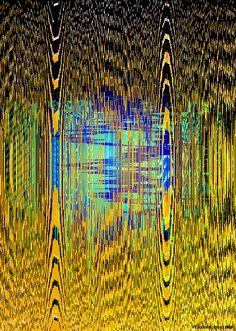 glitch art, Fatima Quieroz