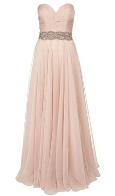 """""""Beautiful Blush Gown"""" by victoria-vanderbos on Polyvore"""