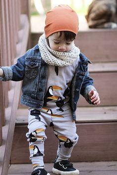 Pequeno Fashionista! *-*
