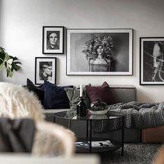 Rosengatan 8 43 kvm, 2 rok Styling @scandinavianhomes Foto @kronfoto Mäklare Marcus Norman @fastighetsbyran