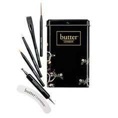 Colour Hardware Nail Art Tool Kit $30.00. If a nail professional see's my post please speak loudly perhaps you could tell so many of us what we really need so we could make up our own kit.