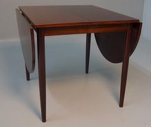 Randers Mobel Danish Modern Rosewood Space Saving 8ft Dining Table