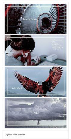 Firelemonade:  Ravenclaw aesthetics