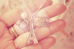 Eiffel Tower - miss me, kiss me and break the rules | We Heart It