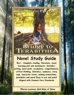 Bridge to Terabithia Symbols - Course Hero