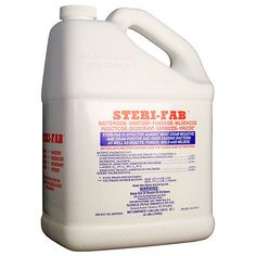 Other Weed and Pest Control 50365: Steri-Fab - Gallon (128 Oz.) -> BUY IT NOW ONLY: $56.79 on eBay!