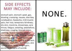Zija Side Effects: None! Zija Benefits: Better Health! Don't wait...start today!