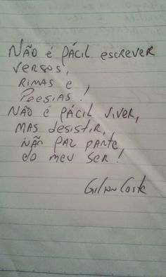 Palavras que Seduzem: #desistir  http://aspalavrasqueseduzem.blogspot.com.br/